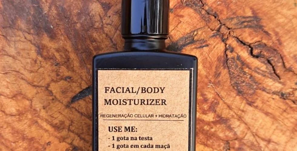 Óleo Mix Facial/Body Moisturizer 30 ml