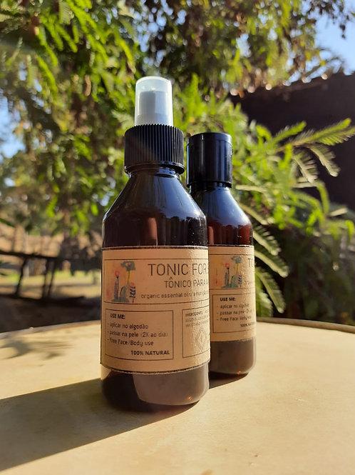 Tonic For Skin/ Tônico Facial 200 ml - Embalagem de plástico
