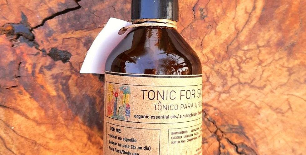 Tonic For Skin/ Tônico Facial 150 ml