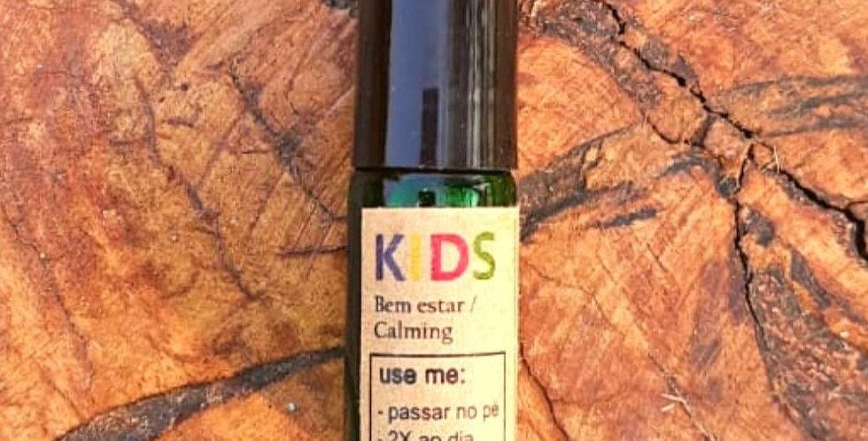 Óleo Essencial Kids Calming Orgânico 5 ml