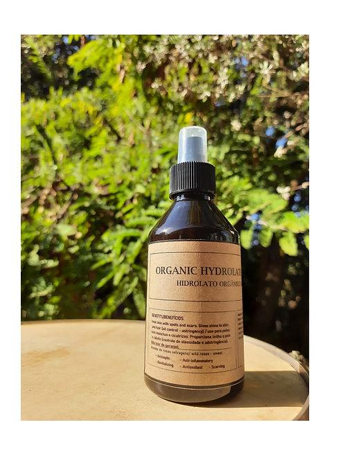 Água Floral/Hidrolato Palmarosa Orgânico 250 ml