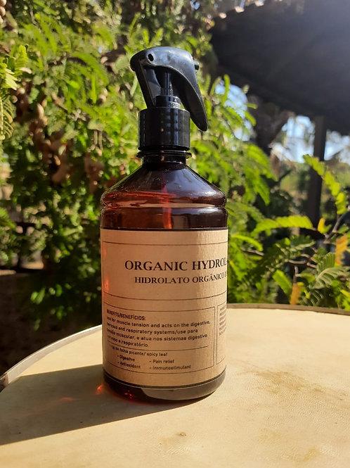 Água Floral/ Hidrolato Basil/ Manjericão 500 ml