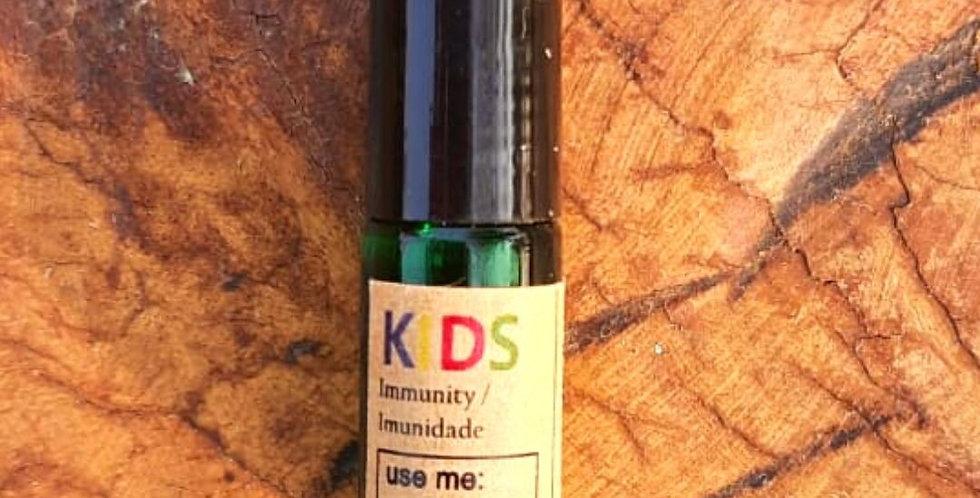 Óleo Essencial  Kids Immunity Orgânico 5 ml