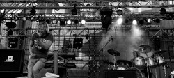 Tim Wilhelm live on stage