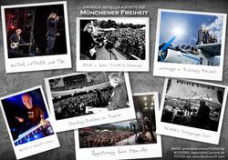 Münchener Freiheit Collage