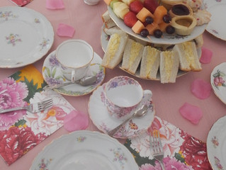 Little Ladies Tea Party