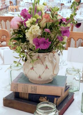 Fresh Florals in Teapot