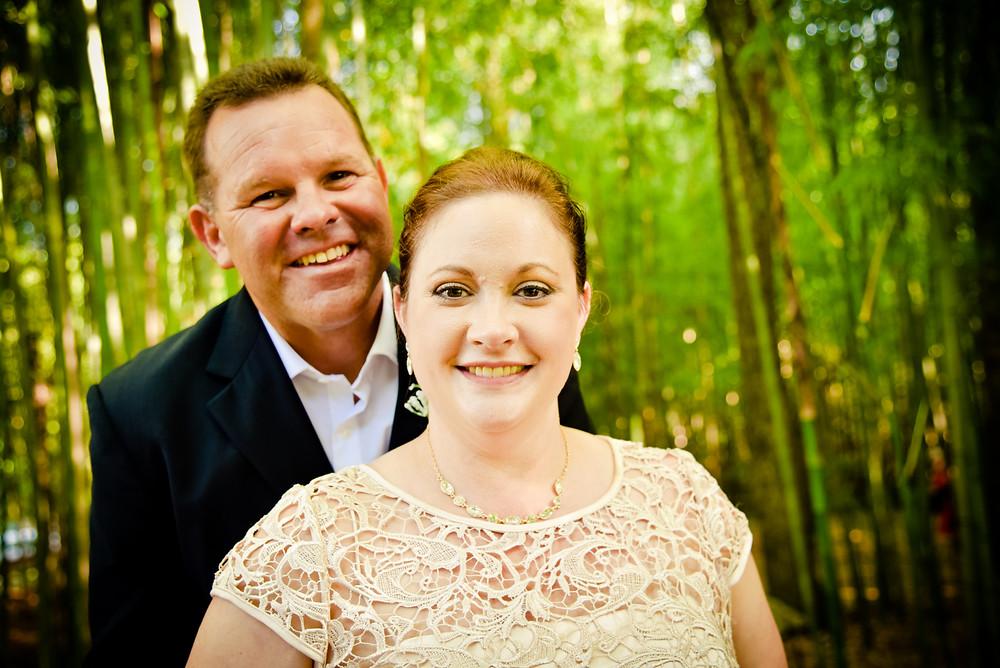 Wedding Photo Bride and Groom