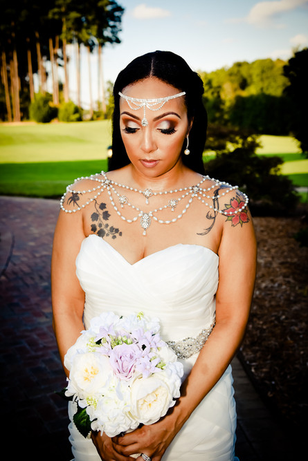 Beautiful Bride - Grandover Resort and Spa Greensboro, NC