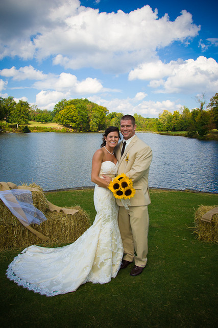 Greensboro National Golf Course Wedding