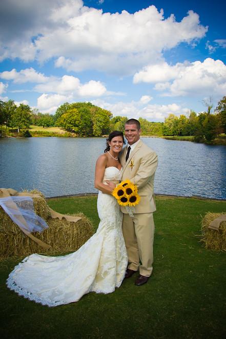 Greensboro National Golf Course Wedding