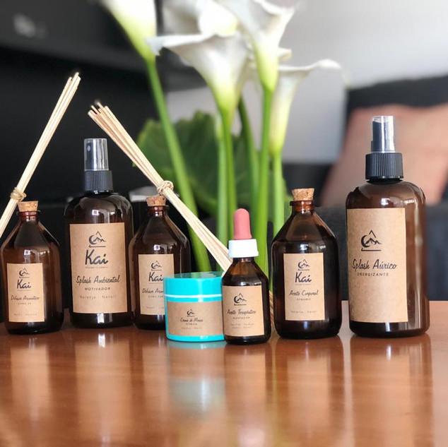 Set de Aromaterapia