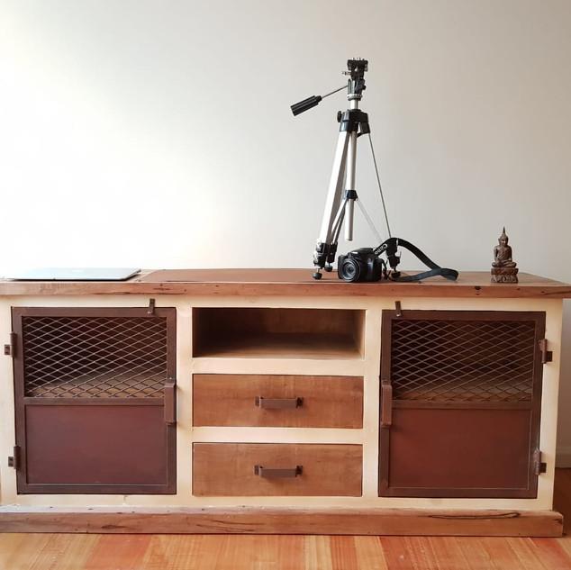 Mueble de TV hueso 'Snow'