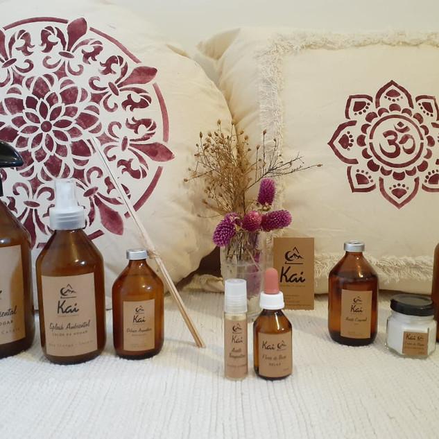 Set Aromaterapia