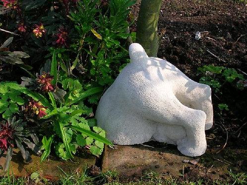 Garden Statue Dog's Bottom Terrier