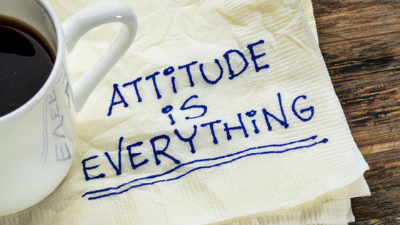 Why Attitude Matters?