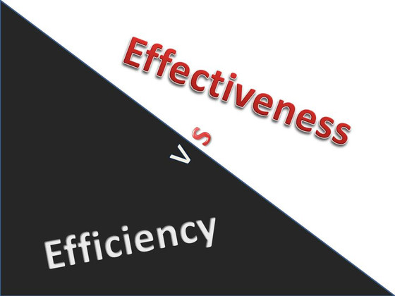 TALENT ACQUISITION SOLUTIONS: EFFICIENCY VS. EFFECTIVENESS