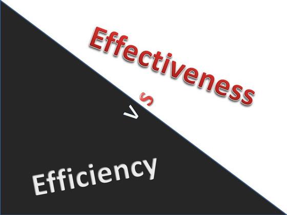 TALENT ACQUISITION SOLUTIONS: EFFICIENCY VS. EFFECTIVENESS