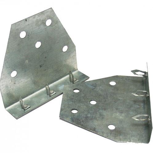 Wall Brackets ( 2 Pack )