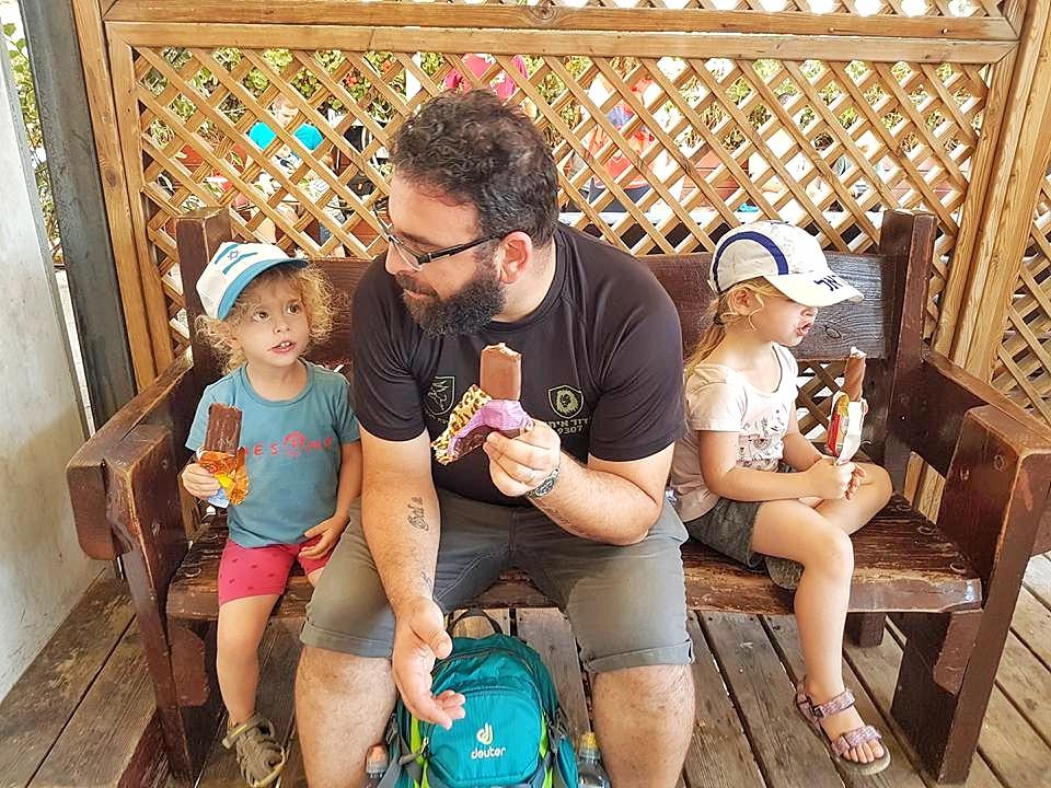 גלידה של אלופים ואלופות