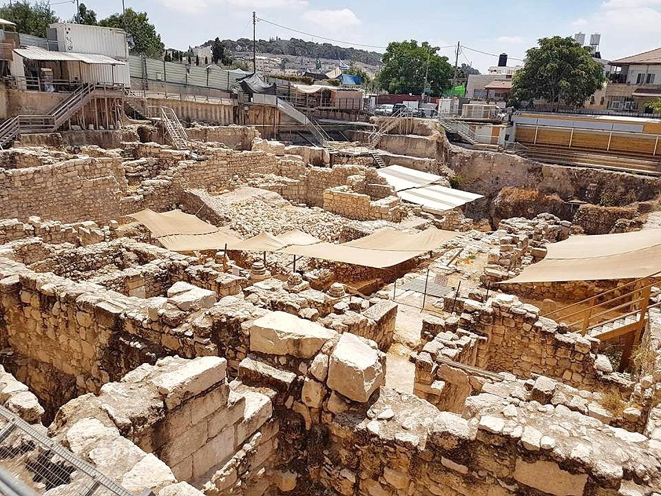 אתר חפירות ארכיאולוגי