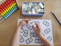 משחקות + לומדות חשבון