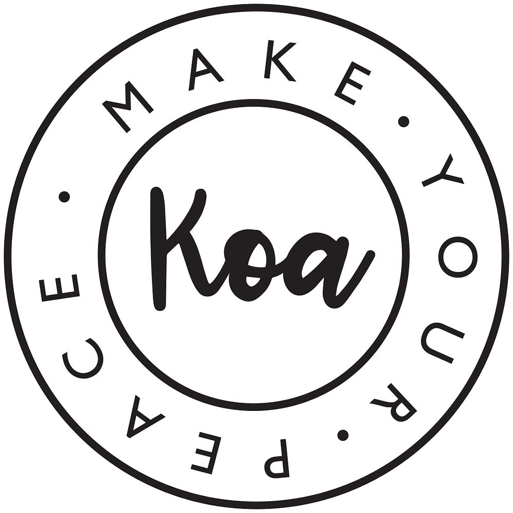 Koa make your peace