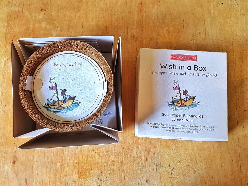 Wish in a Box של Paperbloom