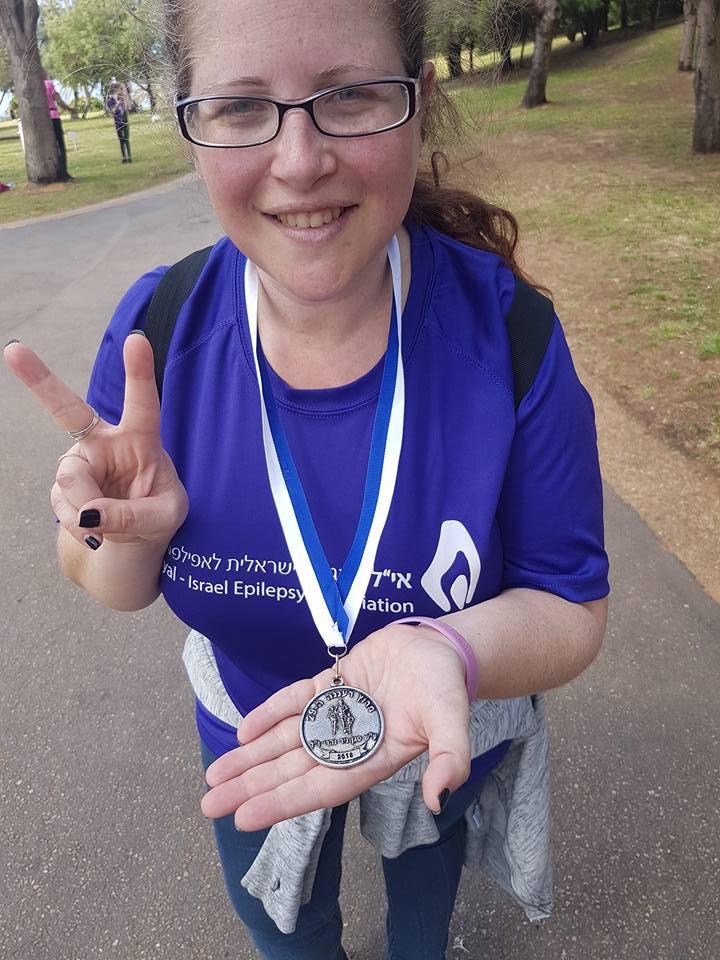 מרוץ רעננה- למען החיים עם אפילפסיה