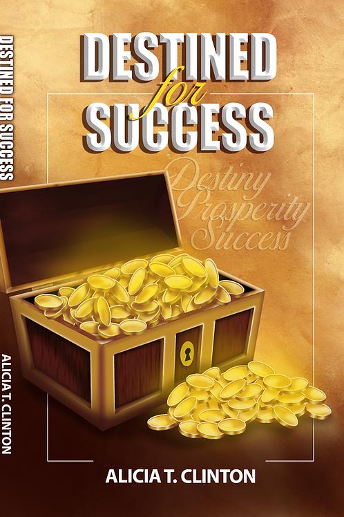 Destend For Success Paperback Book