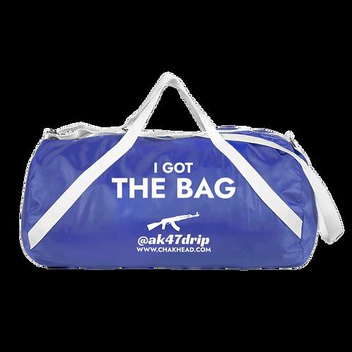 THE @AK47DRIP BAG - CRIP EDITION