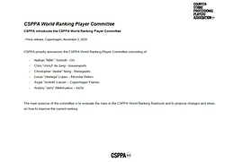 CSPPA World Ranking Player Committee.png