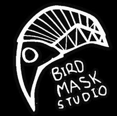 BirdmaskStudio_LogoMonoInvert.png