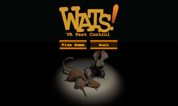 Making our first indie game - Wats! VR Pest Control