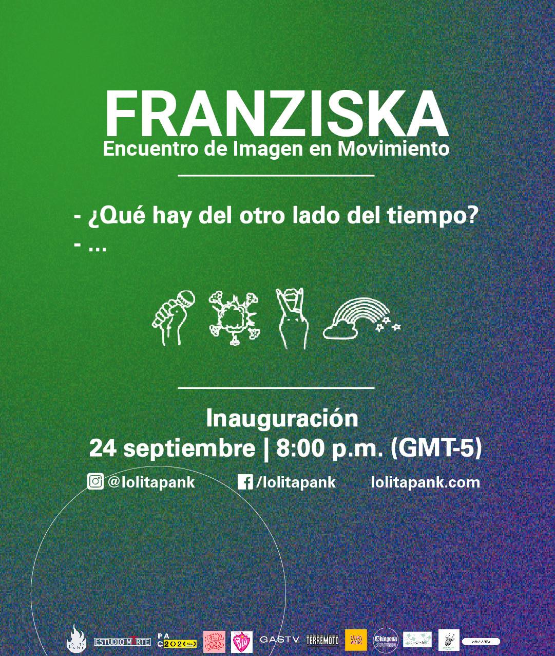 Inauguración_Franziska_2020