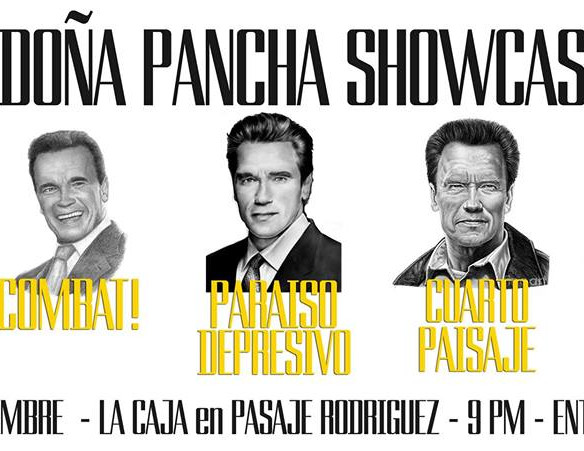DOÑA PANCHA SHOWCASE