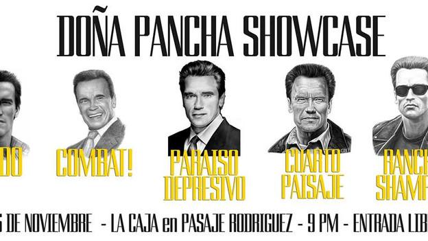 DOÑA PANCHA SHOWCASE