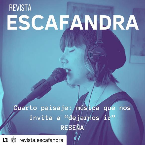 Revista Escafandra