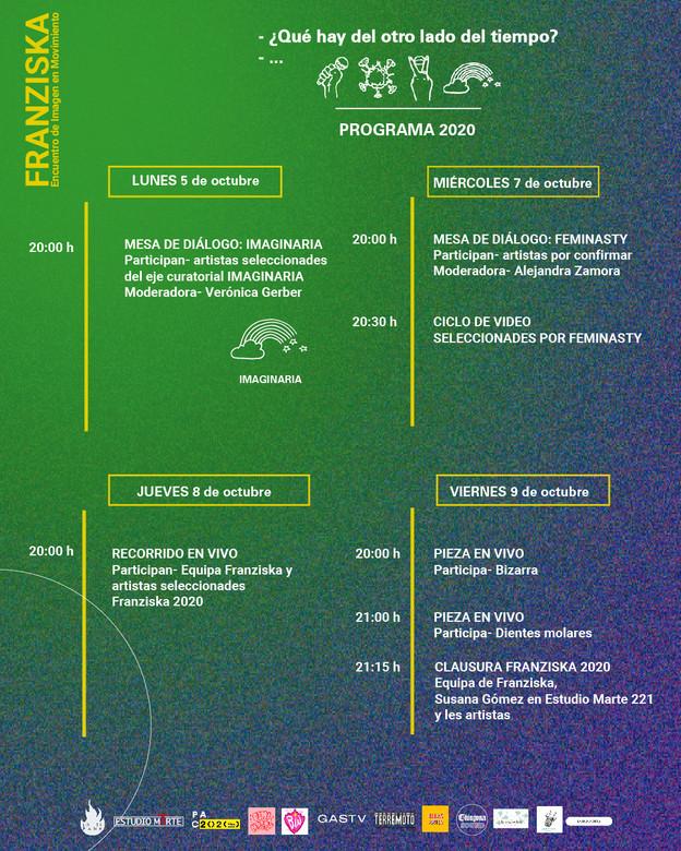 Mesa diálogo: Imaginaria | Lunes 5 de octubre | 6pm (Tijuana)