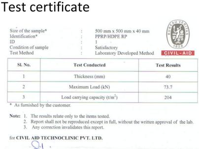 GridMats Test Certificate.PNG