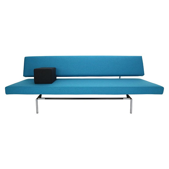 Dutch Minimalist BR02 Sofa, Daybed by Martin Visser for Spectrum, 1960s