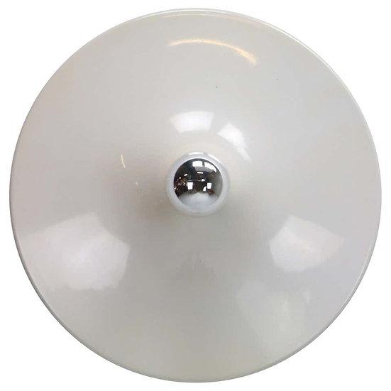 Gianluigi Gorgoni Model Disco Wall or Ceiling White Lamp for Stilnovo, 1970