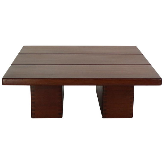 Scandinavian Modern- Ilmari Tapiovaara Pirkka Coffee Table, 1955 Finland