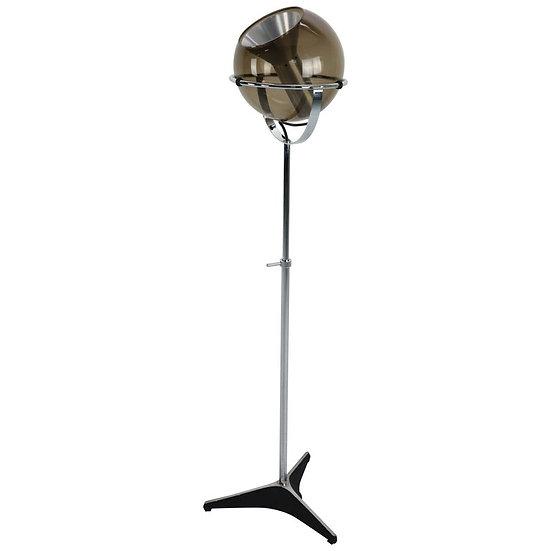 Adjustable Globe Floor Lamp by Frank Ligtelijn for RAAK, 1960 Dutch Design
