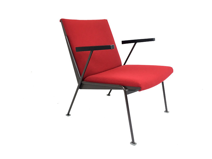 Oase Armchair by Wim Rietveld for Ahrend De Cirkel, 1958