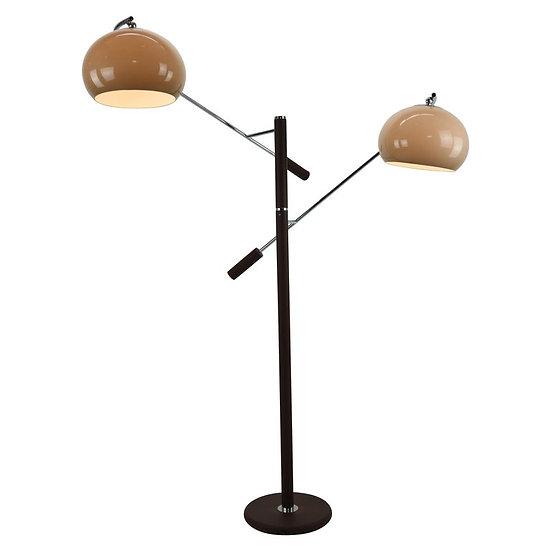 Vintage Dijkstra Adjustable Floor Lamp, 1970s Netherlands
