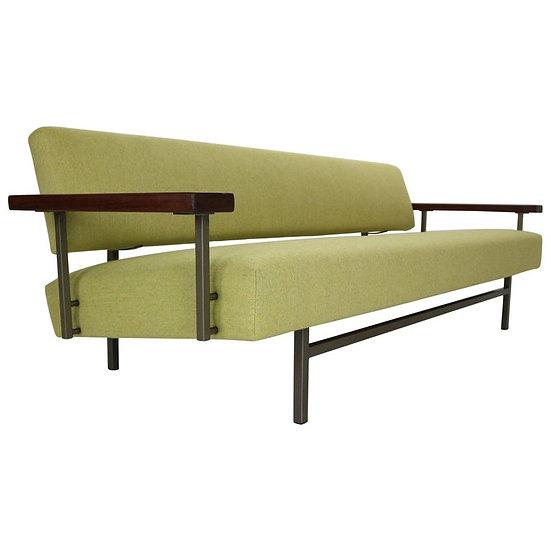 """Rob Parry """"Lotus 75"""" Sofa-Daybed for Gelderland, Netherlands, 1960"""