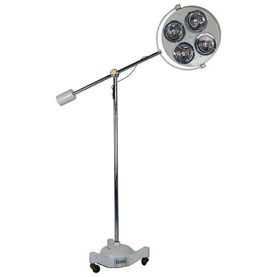 Large Industrial Medical Vintage Loft Lamp 1977