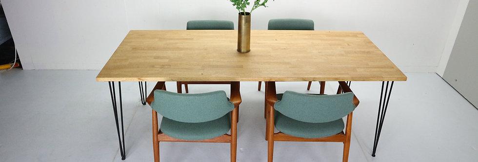 Tonys Rubberwood Table