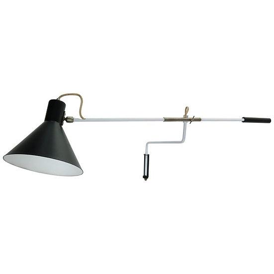 Anvia Counter Balance Wall Lamp by J. J. M. Hoogervorst, 1957s